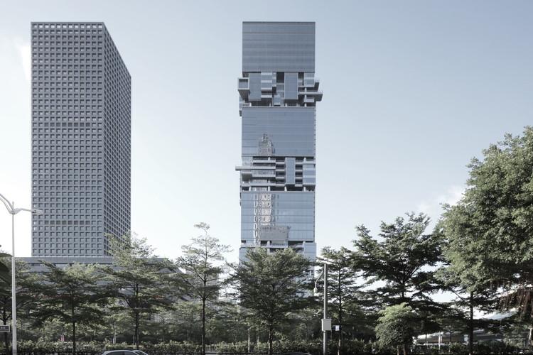 SBF Tower / Hans Hollein & Christoph Monschein, © ONJ