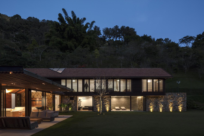 Casa AS / Architectare