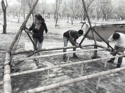 Arquitectura de Transición. Un refugio para Piura, Perú. Image Cortesía de Carlos Pastor santa Maria / Soledad Maldonado Ayus