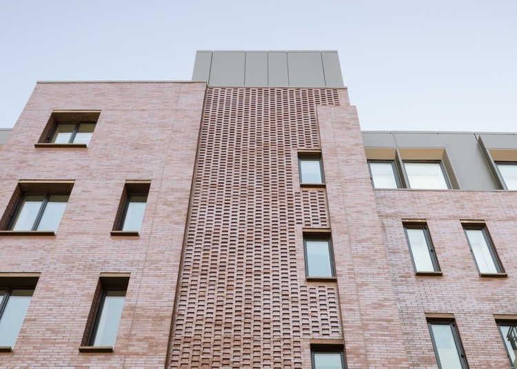 Brick in architecture award winners announced archdaily