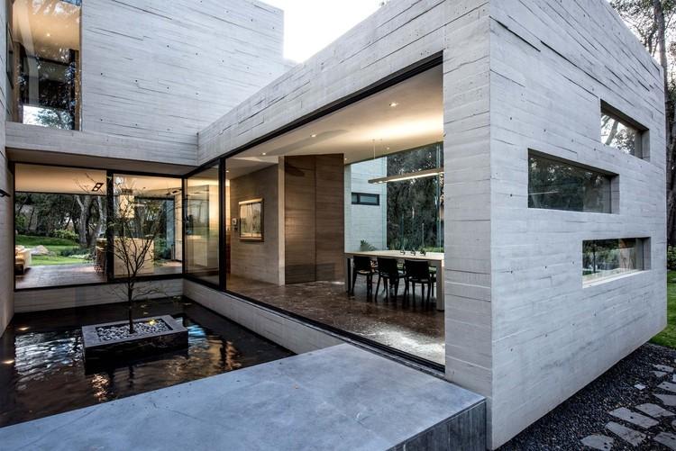 Casa Concreto / Grupo MM. Imagen © Iván Casillas