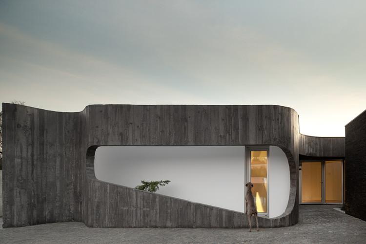 Casa Xieira II / A2 + Arquitectos. Imagen © Fernando Guerra | FG+SG