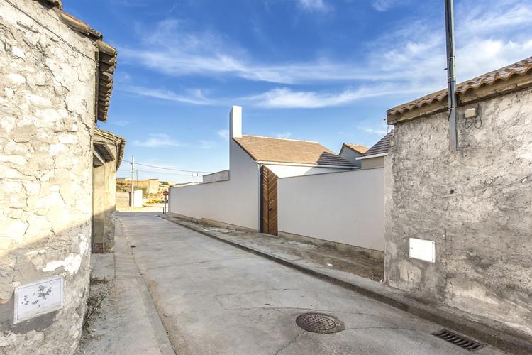 JI House / Sergio Sebastián arquitecto, © Irene Ruiz Bazán