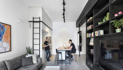 Men in Black / XS Studio for compact design