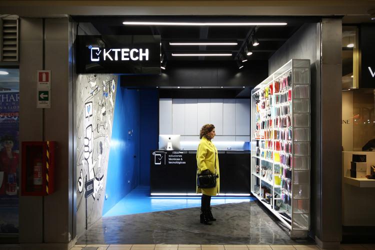 Tienda Ktech / GVAA, Cortesía de GVAA
