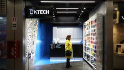 Tienda Ktech / GVAA
