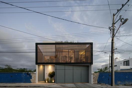 Casa Xcumpich / Desnivel Arquitectos