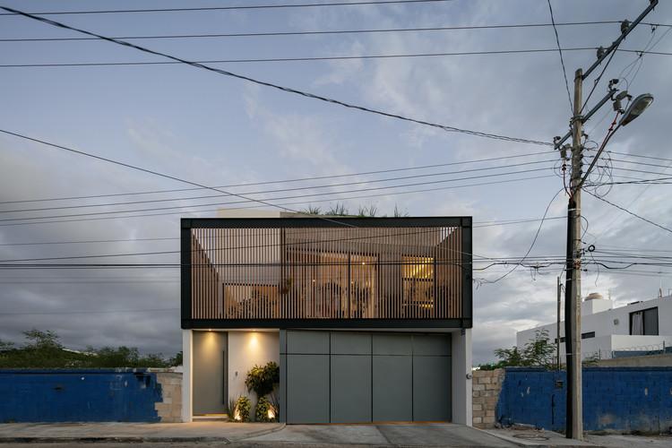 Casa Xcumpich / Desnivel Arquitectos, © Lorena Darquea
