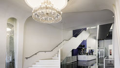 Remodelación del Lobby y diseño de La Salita del Cine Magaly  / Cañas Arquitectos