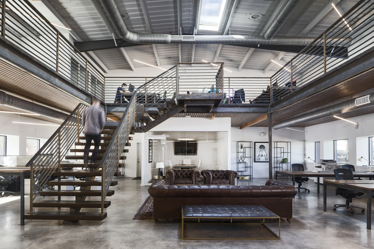ATX Factory / Mark Odom Studio, © Andrea Calo