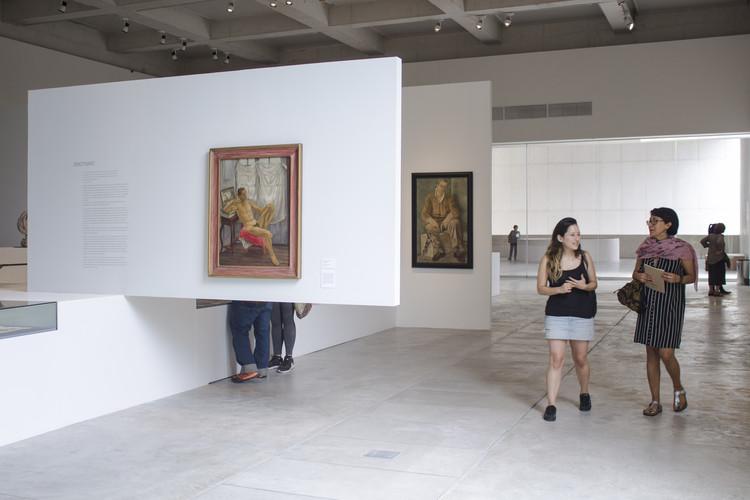 Exposición inaugural del Museo Morelense de Arte Contemporáneo  / Germen Estudio, © Erik López