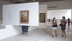 Exposición inaugural del Museo Morelense de Arte Contemporáneo  / Germen Estudio