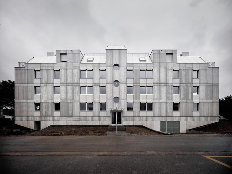 GDH Apartment Building  / idA buehrer wuest architekten sia ag, © Valentin Jeck
