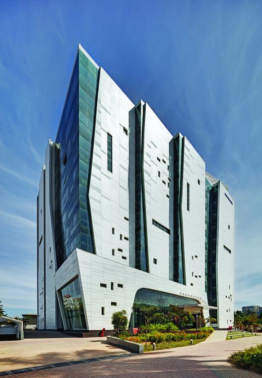 Sattva Galleria / Sudhakar Pai Associates