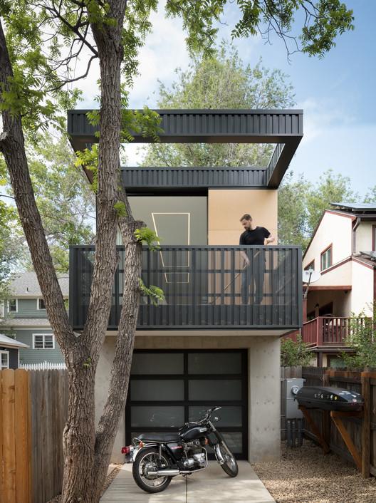 Espacio Pod / Studio B Architecture + Interiors