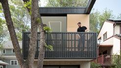 Space Pod / Studio B Architecture + Interiors