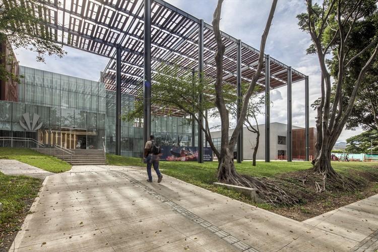 NOVA - Núcleo de Operaciones de Visión Avanzada  / Raíz Arquitectura, OPUS, © Sergio Gómez