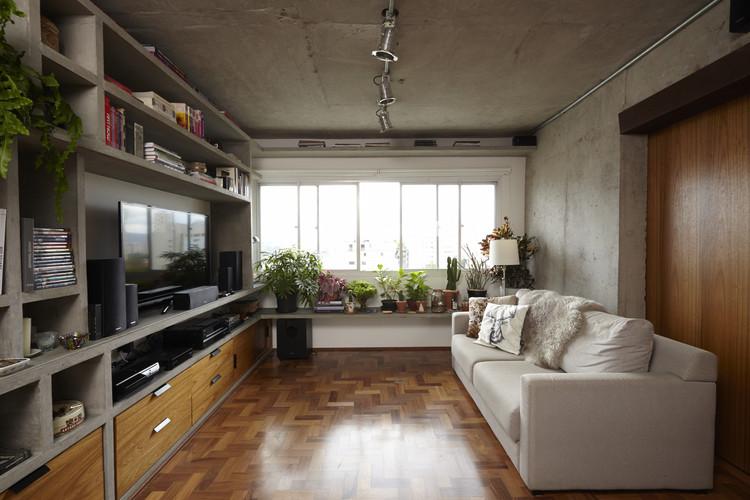 Apartamento Girassol / Sub Estúdio, © Tomás Cytrynowicz