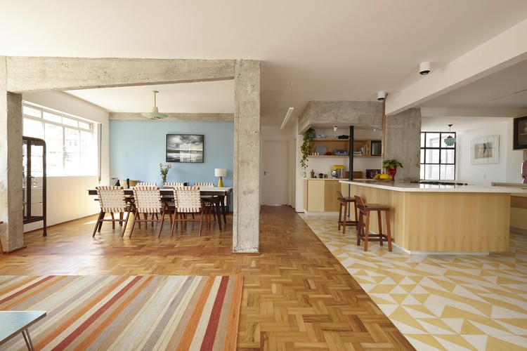 Apartamento Oscar Freire / Sub Estúdio, © Tomás Cytrynowicz