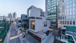 WAP Art Space / Davide Macullo Architects