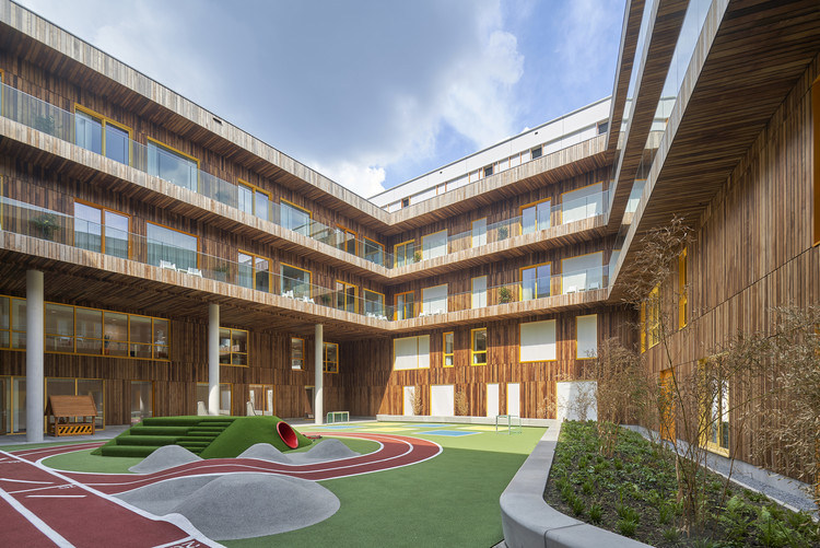 Princess Máxima Centre for Child Oncology / LIAG Architects, © Ronald Tilleman