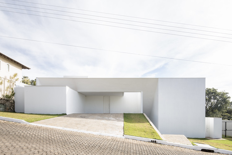 Casa Cora / BLOCO Arquitetos, © Joana França