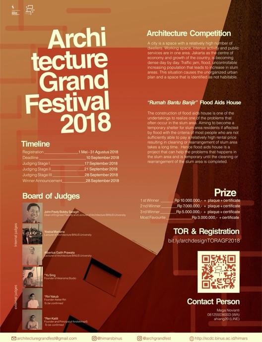Architecture Grand Festival 2018