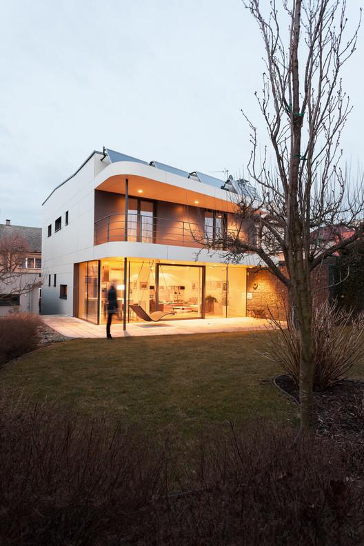 Villa Bresson / monom