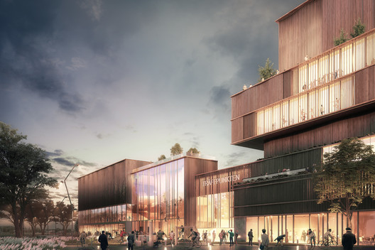 This New Multicultural Center by AIX Arkitekter Begs the Question: What Makes Good Community Design""