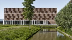 City Archive Delft / Office Winhov+ Gottlieb Paludan Architects