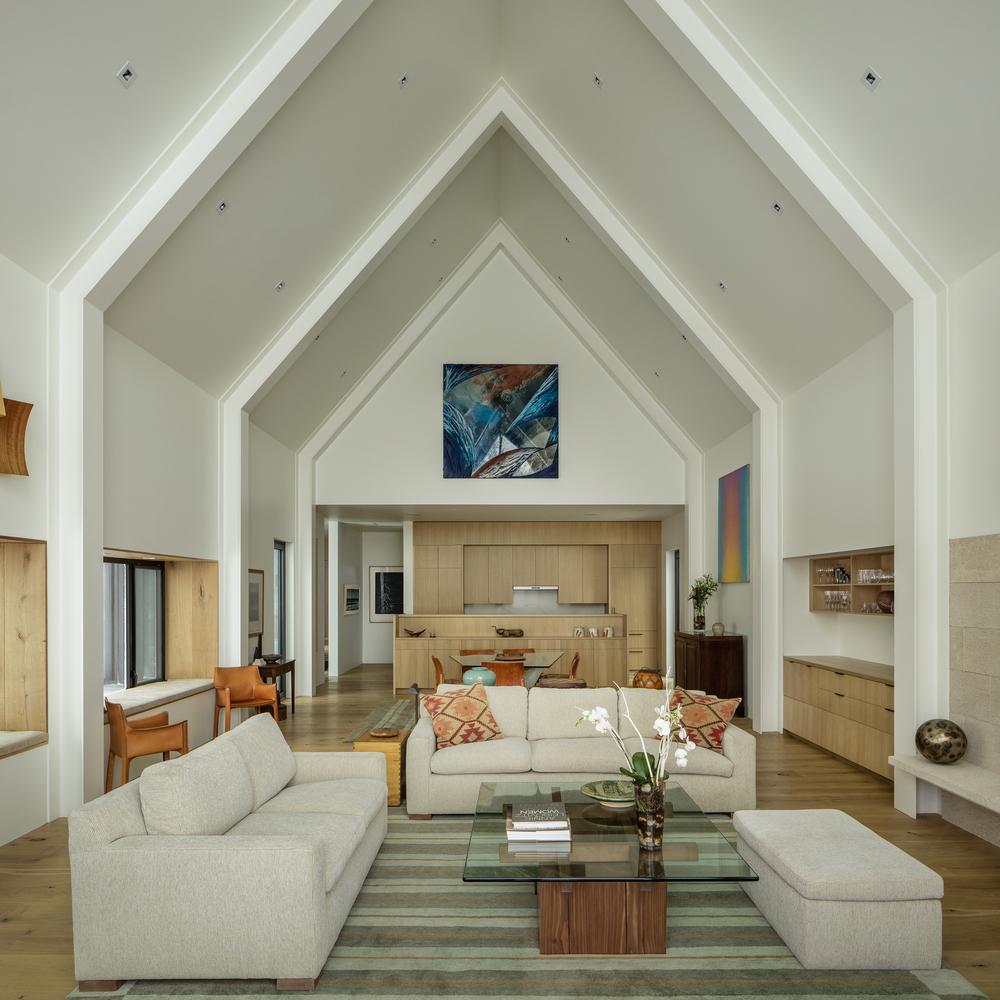 Gallery of V-Plan House / Studio B Architecture + Interiors - 3