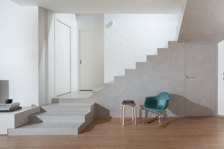 Interior SS / Didonè Comacchio Architects, © Andrea Zanchi