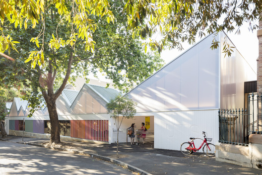Centro Infantil UTS Blackfriars / DJRD + Lacoste + Stevenson