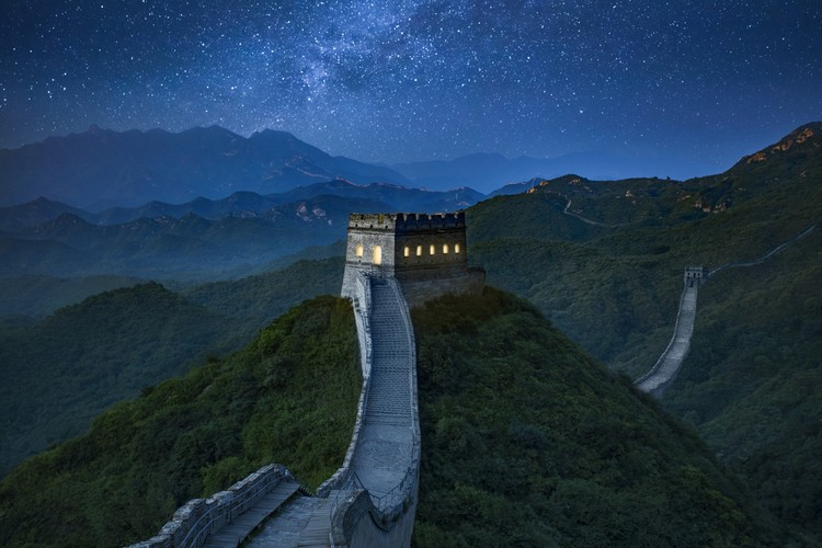 Spend a Night on the Great Wall of China, Courtesy of Airbnb, © Airbnb