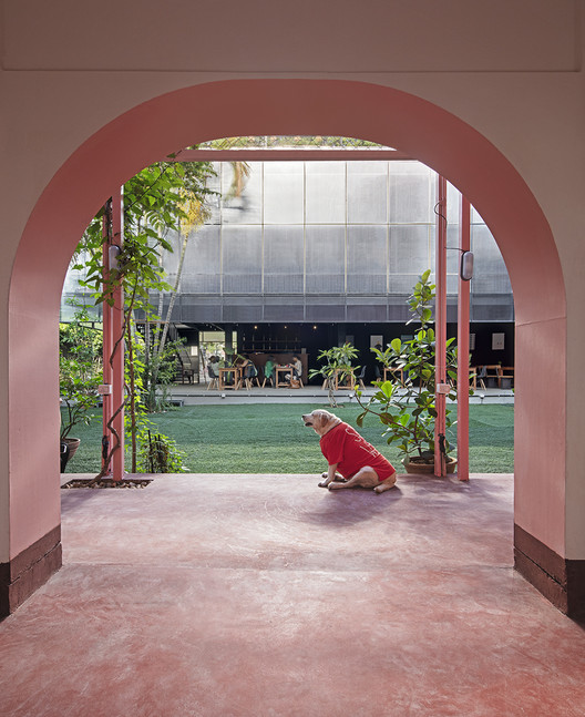 The Courtyard / M9 Design Studio, © Shamanth Patil Photography