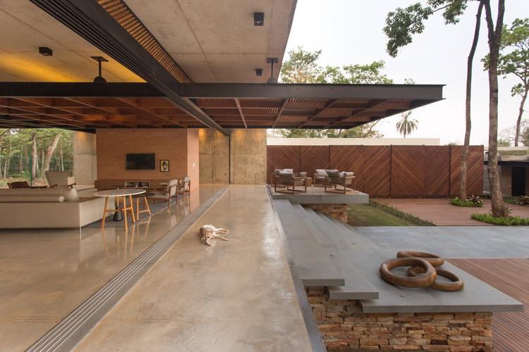 Ha House Costaveras Arquitetos Archdaily
