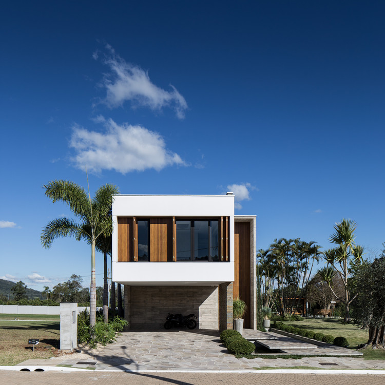 Casa AN / Studio Bloco Arquitetura, © Marcelo Donadussi