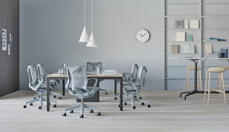 Conoce la silla que busca adaptarse a cualquier tipo de cuerpo por Herman Miller, Cortesía de Herman Miller