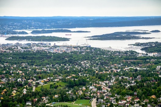 "Oslo. Image via flickr user ""dconvertini"" licensed under CC BY 2.0"