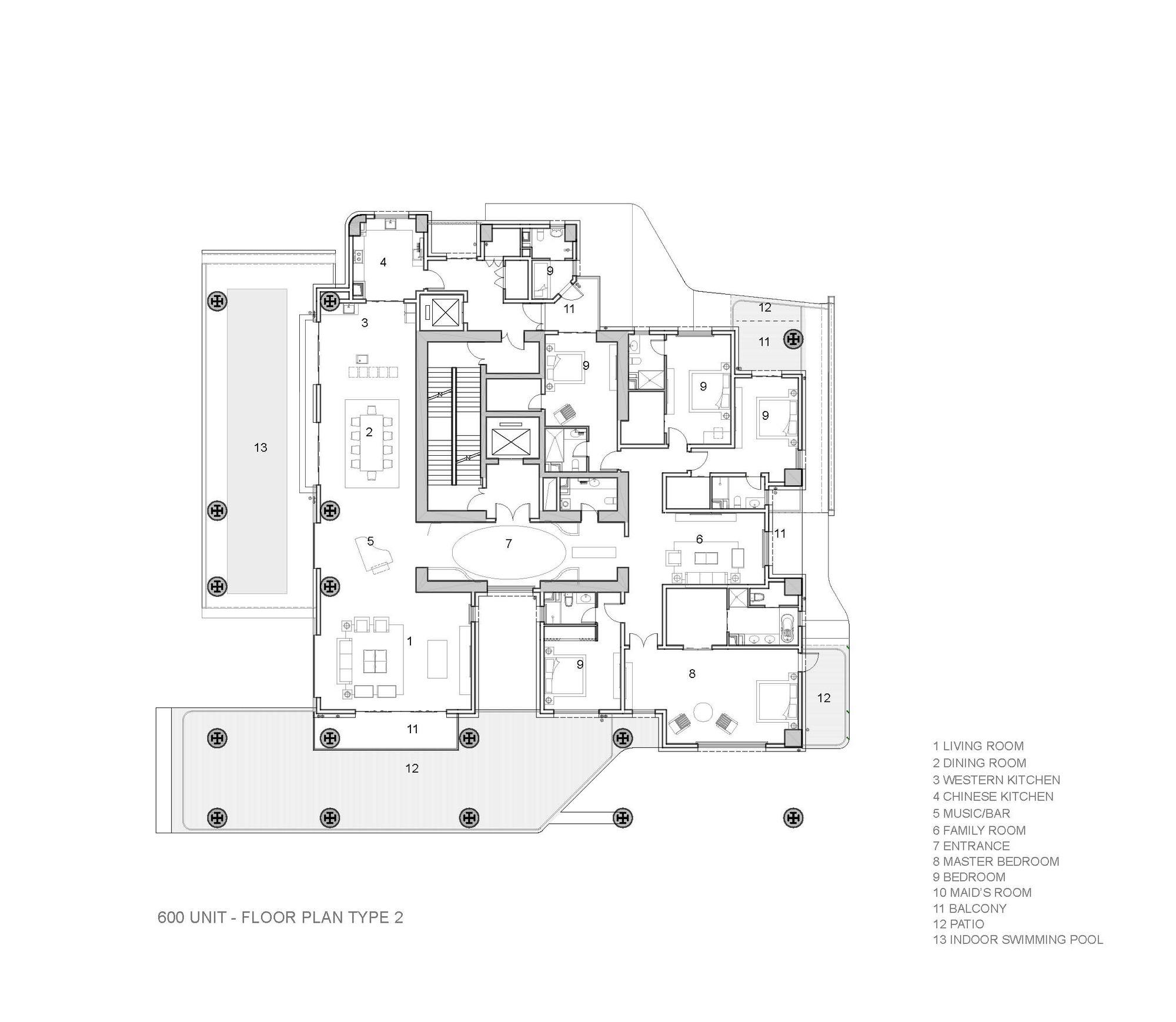 Gallery Of Hanhai Luxury Condos Archimorphic 26