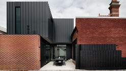 Albert Park Extension / MUSK Architecture Studio