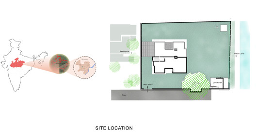 Site Location and Plan
