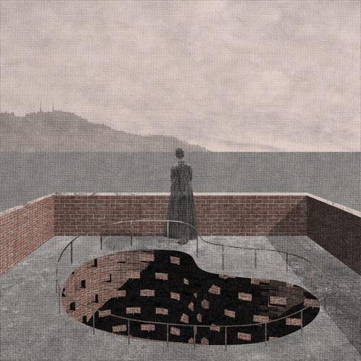 Galería De Columbario Y Crematorio Para El Patio 29 Del