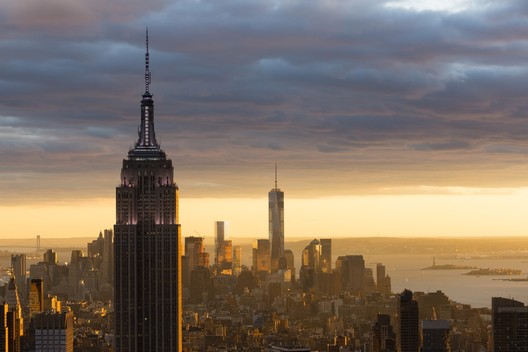 One World Trade Center / SOM. Image Courtesy of James Ewing