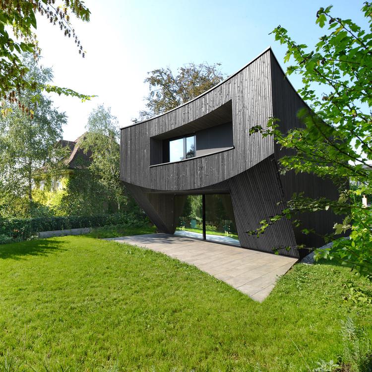 Casa Curva / Daluz Gonzalez Architekten, © Alexandra Kreja