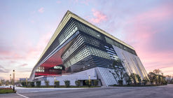 Huangshi Urban Complex / AUBE