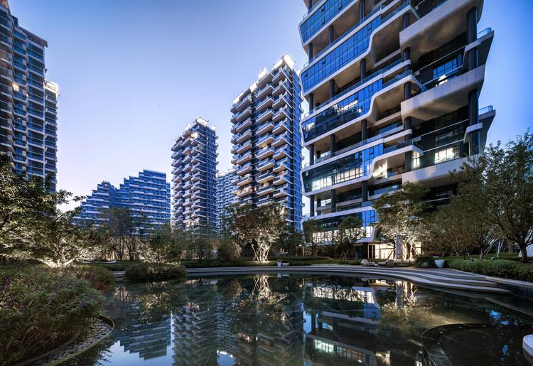 Hanhai Luxury Condos / Archimorphic, © Terrence Zhang