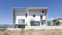 """Hidden Cross"" Residence / Ntovros Vasileios Architects"