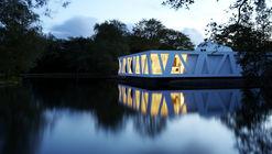 Pabellón de arte en Videbaek / Henning Larsen