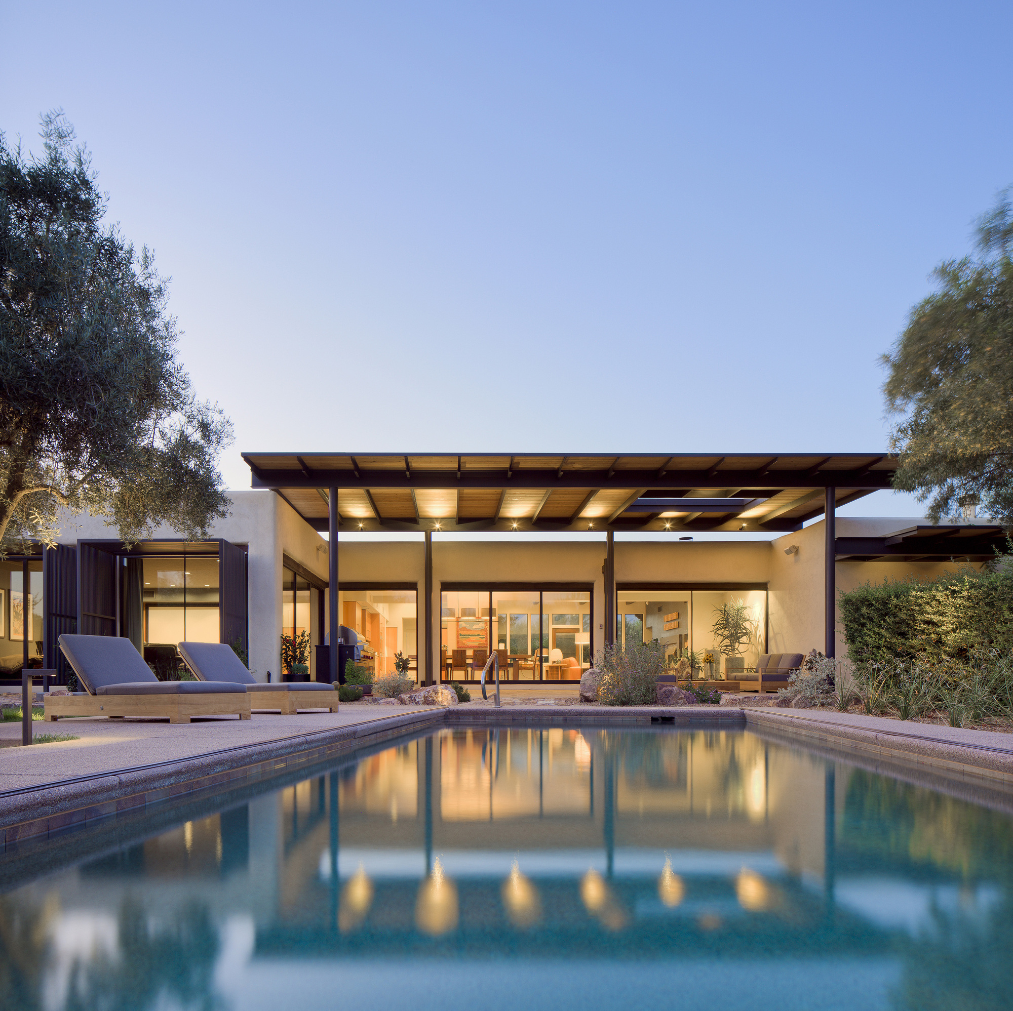 Canopy House / Rob Paulus Architects